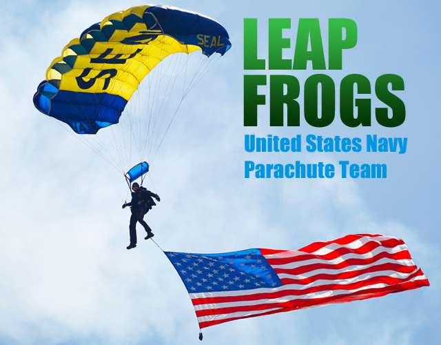 The Leap Frogs will be at Air Power Expo 2014