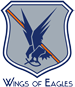 Wings of Eagles Logo